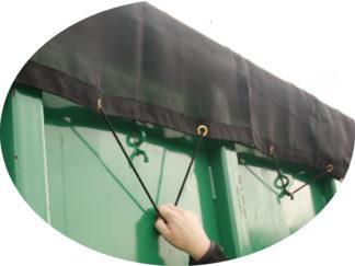 Sicherungs-/Containernetz