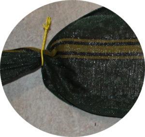 Silosäcke (Verschluss mit Draht)